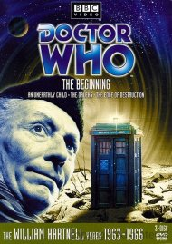 Doctor Who: The Beginning Box Set Movie