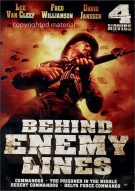 Behind Enemy Lines: 4 Movie Set Movie