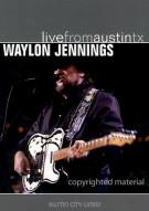 Waylon Jennings: Live From Austin, TX (1989) Movie