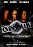 Con Air: Unrated Extended Edition Movie