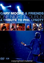 Gary Moore & Friends: One Night In Dublin Movie