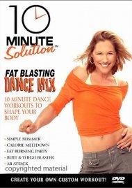10 Minute Solution: Fat Blasting Dance Mix Movie