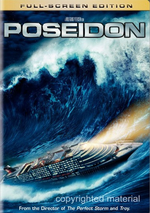 Poseidon (Fullscreen) Movie
