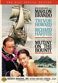 Mutiny On The Bounty: Special Edition Movie