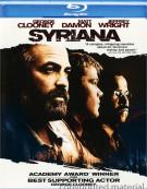 Syriana Blu-ray