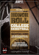 Honor Roll: College Basketball - Volume 3 Movie