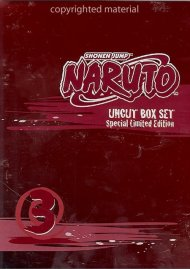 Naruto: Volume 3 - Special Edition Box Set Movie