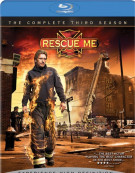 Rescue Me: The Complete Third Season Blu-ray