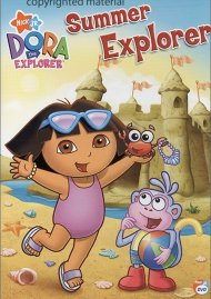 Dora The Explorer: Summer Explorer Movie