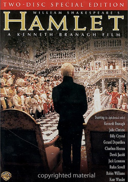 Hamlet: Special Edition (1996) Movie