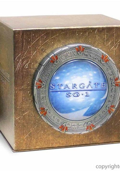 Stargate SG-1: The Complete Stargate SG-1 Series Movie