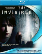Invisible, The Blu-ray