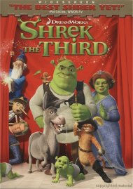 Shrek The Third (Widescreen) Movie