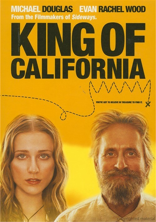 King Of California Movie