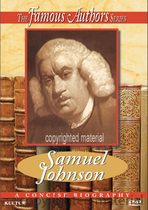 Famous Authors Series, The: Samuel Johnson Movie