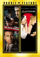 Black Rain / Fatal Attraction (Double Feature) Movie