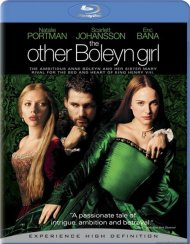 Other Boleyn Girl, The Blu-ray