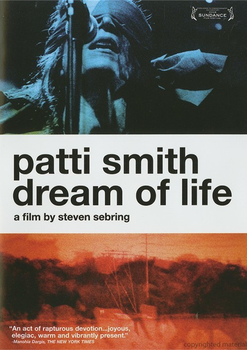Patti Smith: Dream Of Life Movie