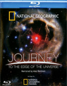 National Geographic: Journey To The Edge Of The Universe Blu-ray