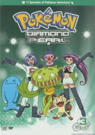 Pokemon Diamond & Pearl: Box 3 - Volumes 5 & 6 Movie