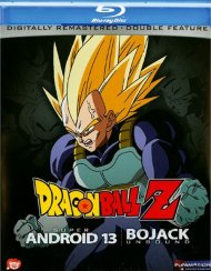 Dragon Ball Z: Super Android 13 / Bojack Unbound (Double Feature) Blu-ray