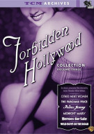 Forbidden Hollywood Collection: Volume Three Movie