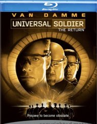 Universal Soldier: The Return Blu-ray