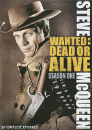 Wanted: Dead Or Alive - Season One Movie