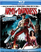 Army Of Darkness: Screwhead Edition Blu-ray