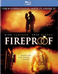Fireproof Blu-ray