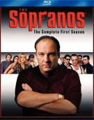 Sopranos, The: The Complete First Season Blu-ray
