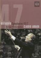 Beethoven: Symphonies 4 & 7 Movie