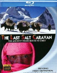 Last Salt Caravan, The Blu-ray