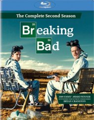 Breaking Bad: The Complete Second Season Blu-ray