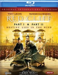 Red Cliff: Part I & Part II Blu-ray