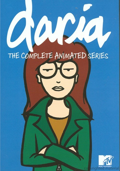 Daria: The Complete Animated Series Movie
