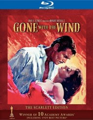 Gone With The Wind: The Scarlett Edition Blu-ray