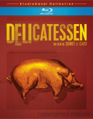 Delicatessen: StudioCanal Collection Blu-ray