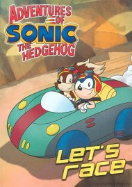 Adventures Of Sonic The Hedgehog: Lets Race Movie