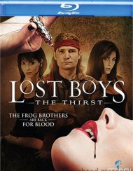 Lost Boys: The Thirst Blu-ray