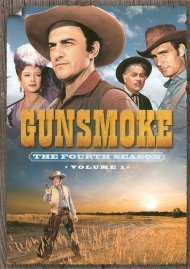 Gunsmoke: The Fourth Season - Volume One Movie