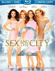 Sex And The City 2 (Blu-ray + DVD + Digital Copy) Blu-ray