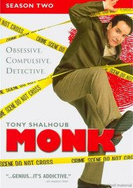 Monk: Season Two (Repackaged) Movie