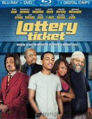 Lottery Ticket Blu-ray
