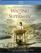 "Waiting For ""Superman"" Blu-ray"