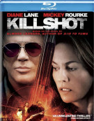 Killshot Blu-ray
