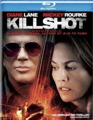 Killshot Blu-ray
