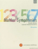 Mahler Symphonies Nos. 1-7 Blu-ray