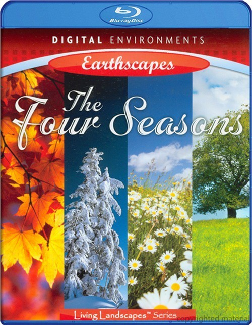 Four Seasons, The Blu-ray