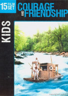 15-Movie Kids Pack: Courage And Friendship Movie